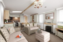Swift Vendee Lodge Lounge to Kitchen