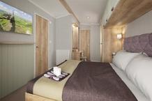 Swift Vendee Lodge Master Bedroom