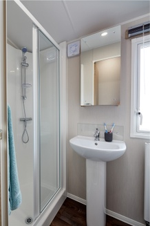 Willerby Sierra Bathroom