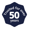 Trusted for over 50 years
