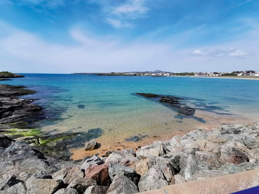 Treaddur Bay Beach