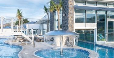 Facilities at Weymouth Bay