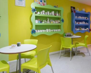 Pic 'n' Paint Pottery Studio at Cala Gran