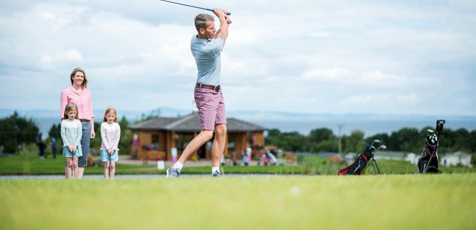 Golf holidays at Haven