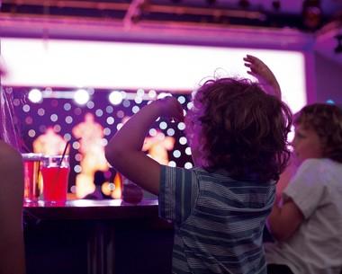 Entertainment at Primrose Valley