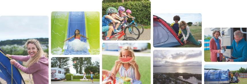 Our UK Campsites