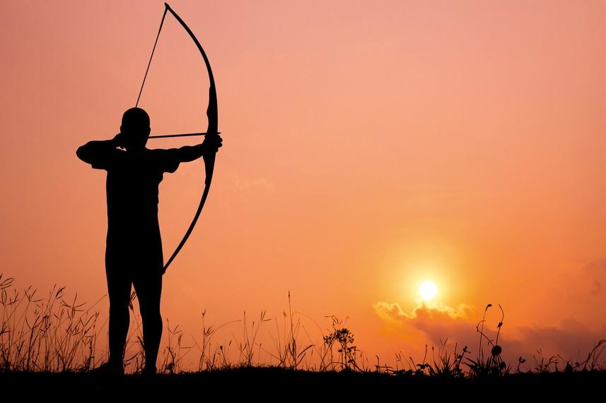 The origins of Archery