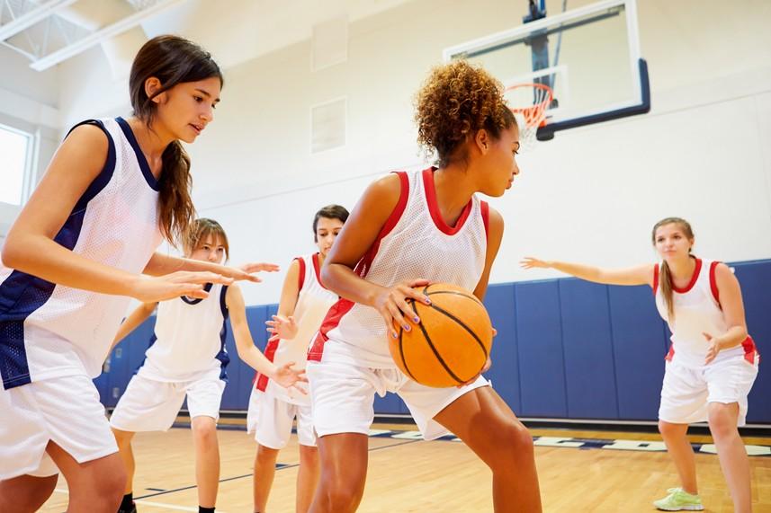 Basketball and Team GB