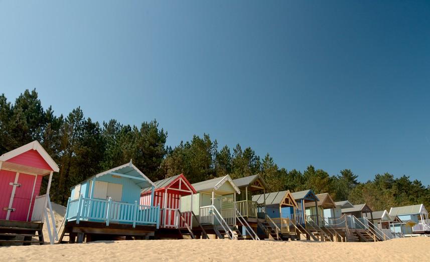 Wells/Holkham Beach