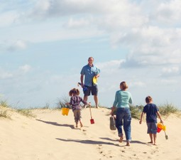 Family holidays in the UK