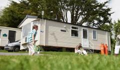 Caravans at Haven