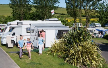 Seaview touring and camping holidays