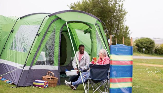Basic/Tent Pitch