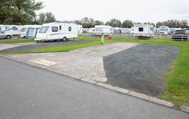 Haggerston Castle touring and camping holidays