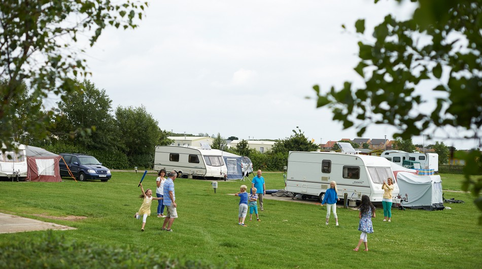 Golden Sands touring and camping holidays