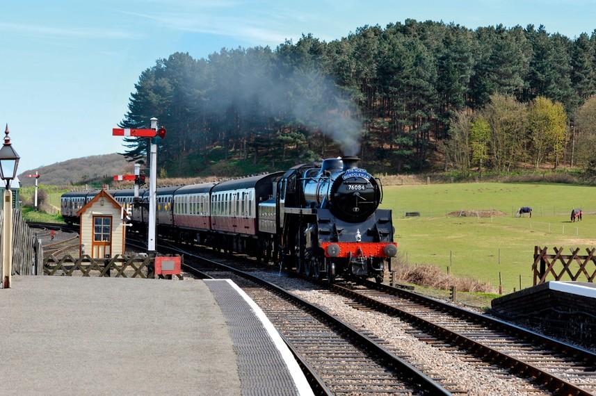 Bure Valley Railway, Norfolk
