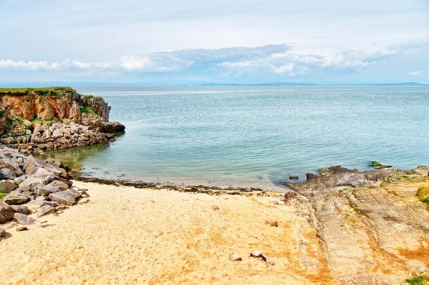 Heysham Beach