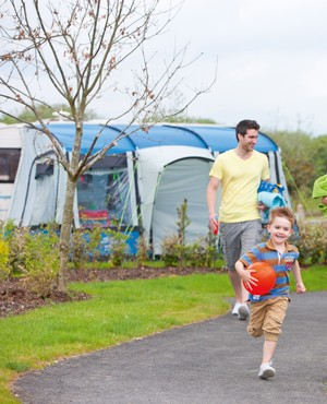 Hafan Y Mor touring and camping hoildays