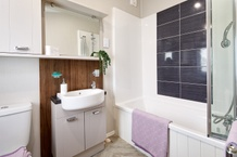 Willerby Sheraton Bathroom