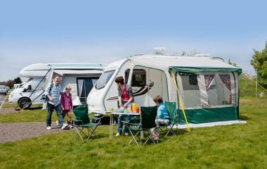 Craig Tara touring and camping holidays