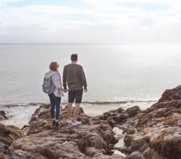Coastal escapes for couples