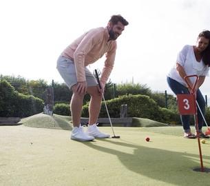 Adventure Golf at Haven