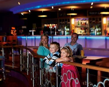 Entertainment venue at Perran Sands