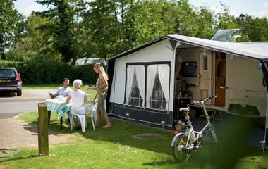 Burnham on Sea touring and camping holidays