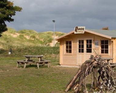 Ranger Station at Presthaven