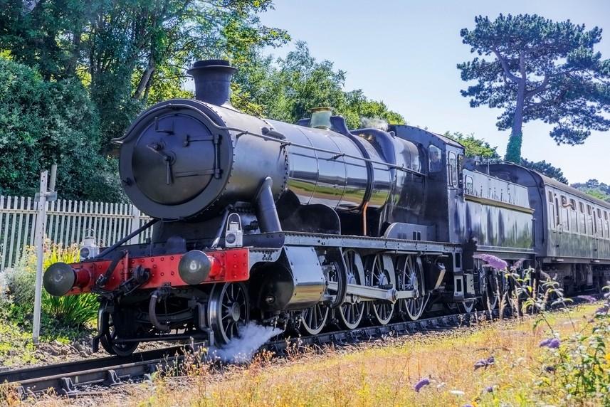 West Somerset Steam Railway, Somerset