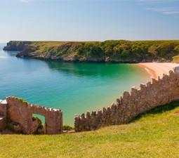 Beaches in South Wales
