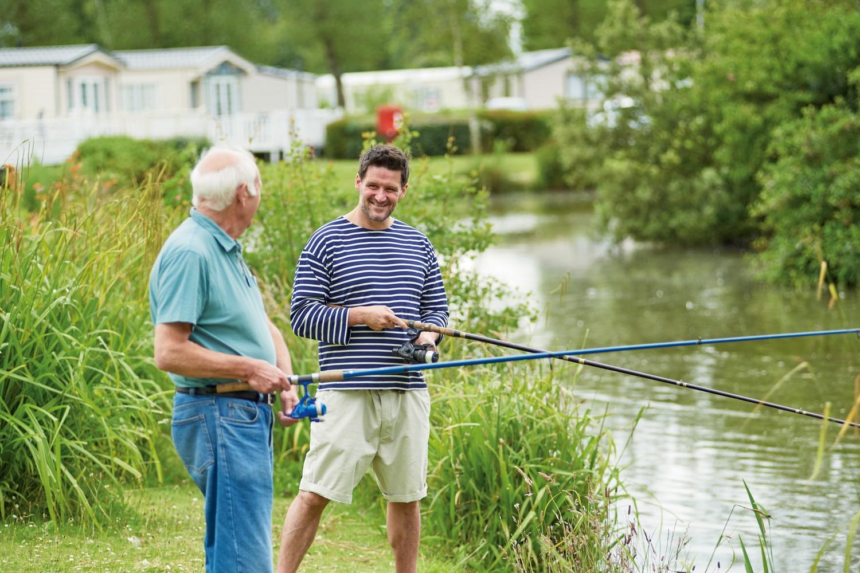 Fishing Holidays at Thorpe Park