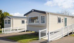 Adapted Caravans at Caister-on-Sea