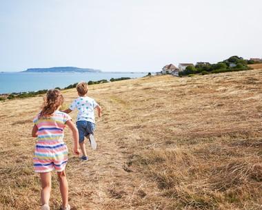 Nature walks at Seaview