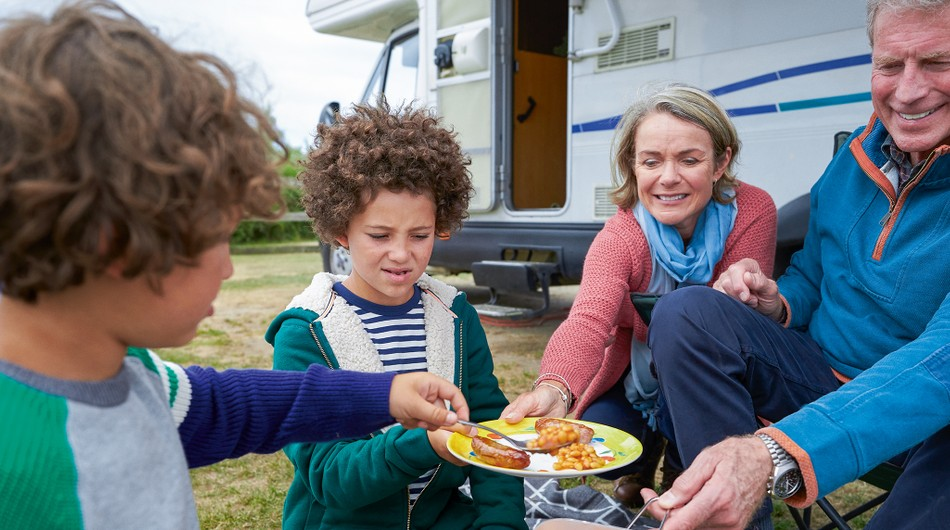 Touring and Camping in Essex