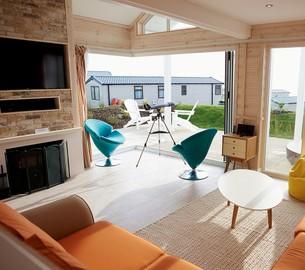 Beach Houses at Caister-on-Sea