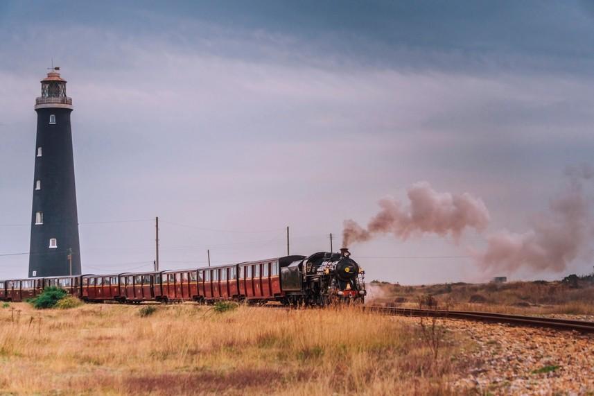 Romney, Hythe and Dymchurch Railway, Kent
