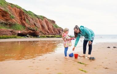 Devon Cliffs self catering holidays