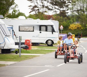 Primrose Valley touring and camping holidays