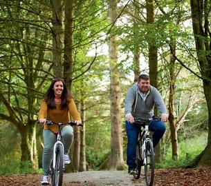 Biking at Haven