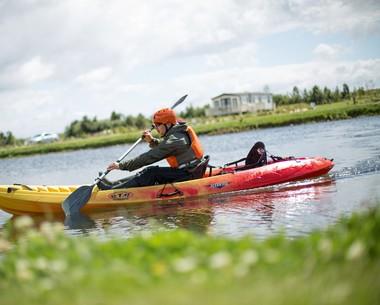 Activity lake at Lakeland