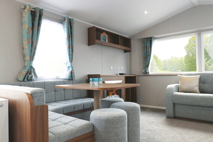 Willerby Seasons Dining Area