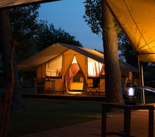 Safari Tents at Haven